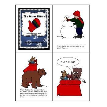 The Warm Mitten Story!