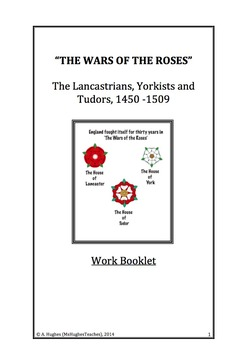 The Wars of the Roses English History & the first Tudor re