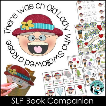 There Was an Old Lady Who Swallowed a Rose: Book Companion