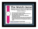 The Watch Game (Telling Time to the Five Minutes)