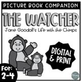 The Watcher Book Companion Activities