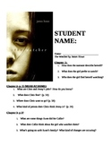 The Watcher by James Howe questions, puzzle