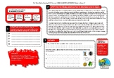 INTERVENTION: Reading - Selecting information - Lesson 1 RED TRIP