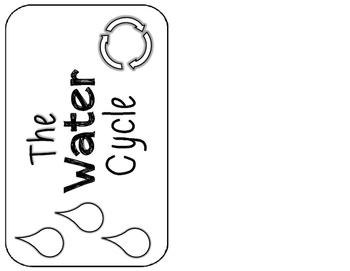 The Water Cycle: A Tab Book