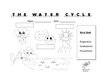 The Water Cycle Bundle