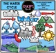 The Water Cycle Clip Art Bundle {Educlips Clipart}