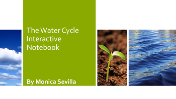 the water cycle interactive notebook pdf the water cycle interactive notebook pdf