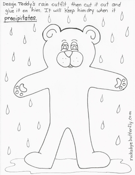 The Water Cycle Lesson Plan with Hand-Drawn Printables!