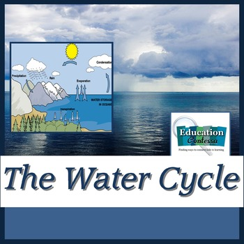 The Water Cycle: Mini Unit with Power Point, Foldables, Sc