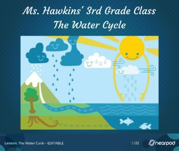 The Water Cycle - Nearpod Presentation