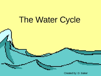 The Water Cycle Power Point Presentation