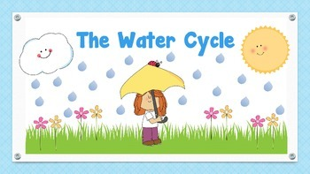 """""""The Water Cycle"""" PowerPoint Guide"""
