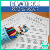 Reading Comprehension Passage and Questions: The Water Cycle