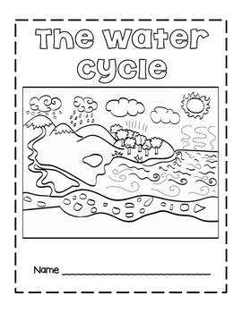 The Water Cycle Student Booklet