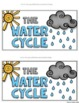 The Water Cycle Tab-Its®