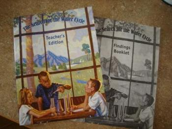The Water Cycle Teacher/Student Activity Books