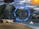 The Water Cycle, Weather, and Climate PowerPoint Readers' Theater Bundle