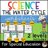 The Water Cycle For Special Education