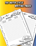 The Water Cycle Writing Pages