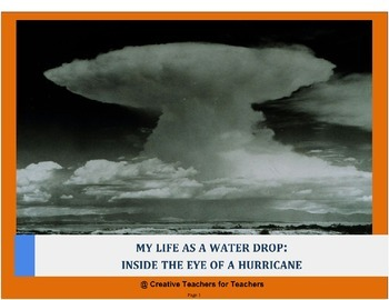 The Water Cycle and Hurricanes 10 day Mini-Unit
