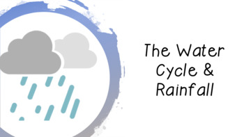 The Water Cycle and Types of Rainfall
