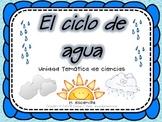 The Water Cycle in Spanish - El ciclo de agua