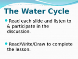 The Water Cycle ppt.