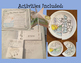 Water Cycle Minibook- including atmosphere, runoff /collection with CRAFTIVITES!