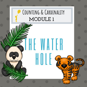 The Water Hole Booyah Math 8-Day Plan #1