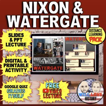 The Watergate Scandal Bundle