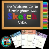 The Watsons Go To Birmingham 1963 Sketch Notes