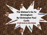 The Watson's Go To Birmingham Unit Study