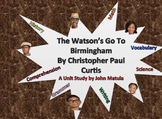 The Watson's Go To Birmingham Unit Study