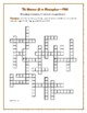 The Watsons Go to Birmingham—1963: 3 Vocabulary Crosswords!
