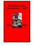 The Watsons Go to Birmingham - 1963 Literature Unit