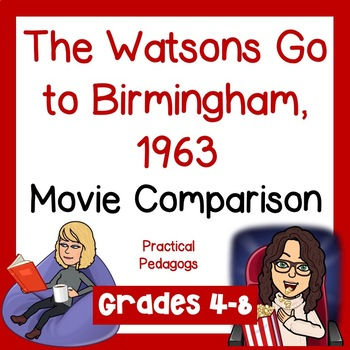 The Watsons Go to Birmingham, 1963: Movie Comparison Project