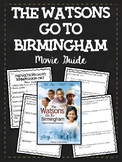The Watsons Go to Birmingham- 1963 Movie Guide - FREEBIE!
