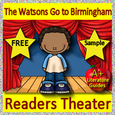The Watsons Go to Birmingham - 1963 Readers Theater (play, script) FREE Sample