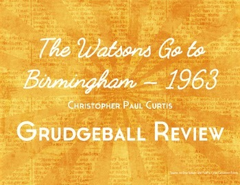 The Watsons Go to Birmingham - 1963 Review