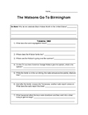 The Watsons Go to Birmingham Movie Guide