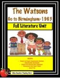 The Watsons Go to Birmingham Unit