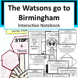 The Watsons go to Birmingham - Interactive Notebook