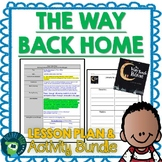 The Way Back Home by Oliver Jeffers Lesson Plan and Activities