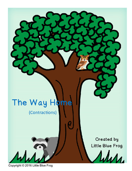 The Way Home--contractions