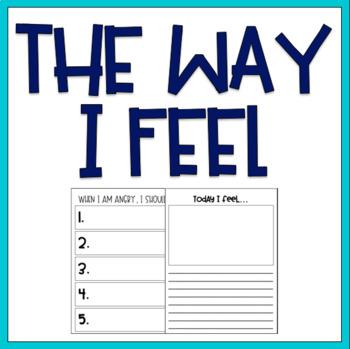The Way I Feel / Read-Aloud