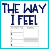 The Way I Feel / Read-Aloud Book Companion