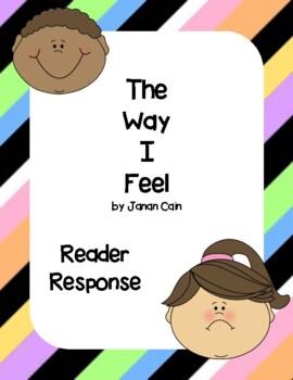 The Way I Feel by Janan Cain