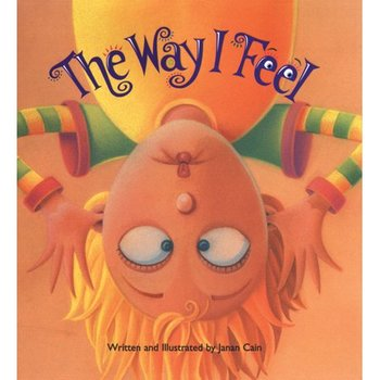 The Way I Feel by Janan Cain - Color Zones