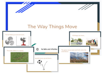 The Way Things Move