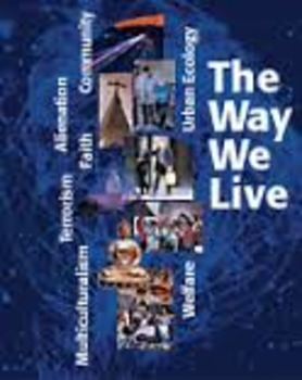 The Way We Live- Series (22 short answer/fill-in-the-blank video guide)